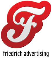Full service advertising services > lower fees